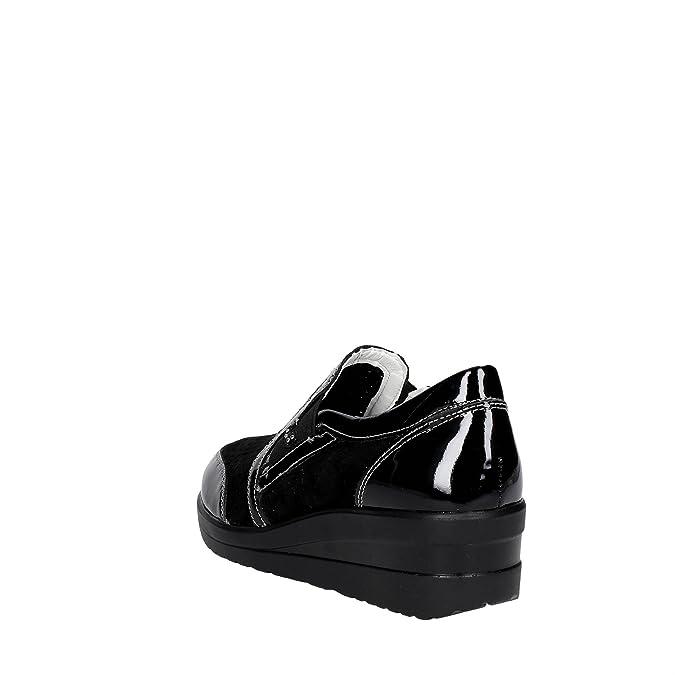 Cinzia Soft IV6640-AES 001 Slip-On Donna Nero 38: Amazon.it: Scarpe e borse