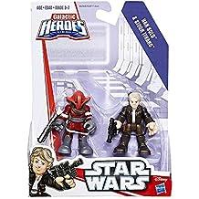 Playskool Heroes Star Wars Galactic Heroes Han Solo and Sidon Ithano Toy