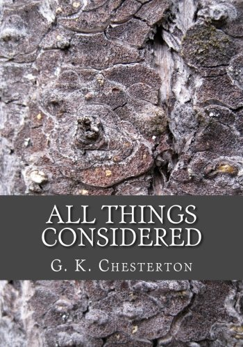 Download All Things Considered pdf
