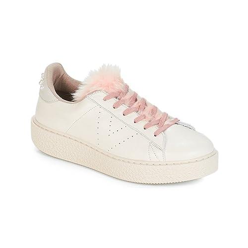 VICTORIA Zapatillas Bajas Mujer con Plataforma 262118: Amazon.es: Zapatos y complementos