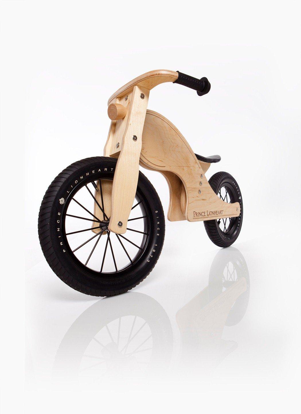 Prince Lionheart Chop Balance Bike, Natural by Prince Lionheart (Image #1)
