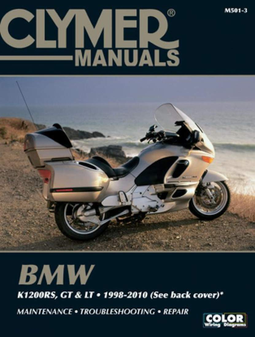 BMW K40GT MOTORCYCLE REPAIR SHOP & SERVICE MANUAL For Years 40 ...