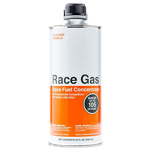 <br/>Race Gas 100032 Race Fuel Concentrate 100 to 105 Octane