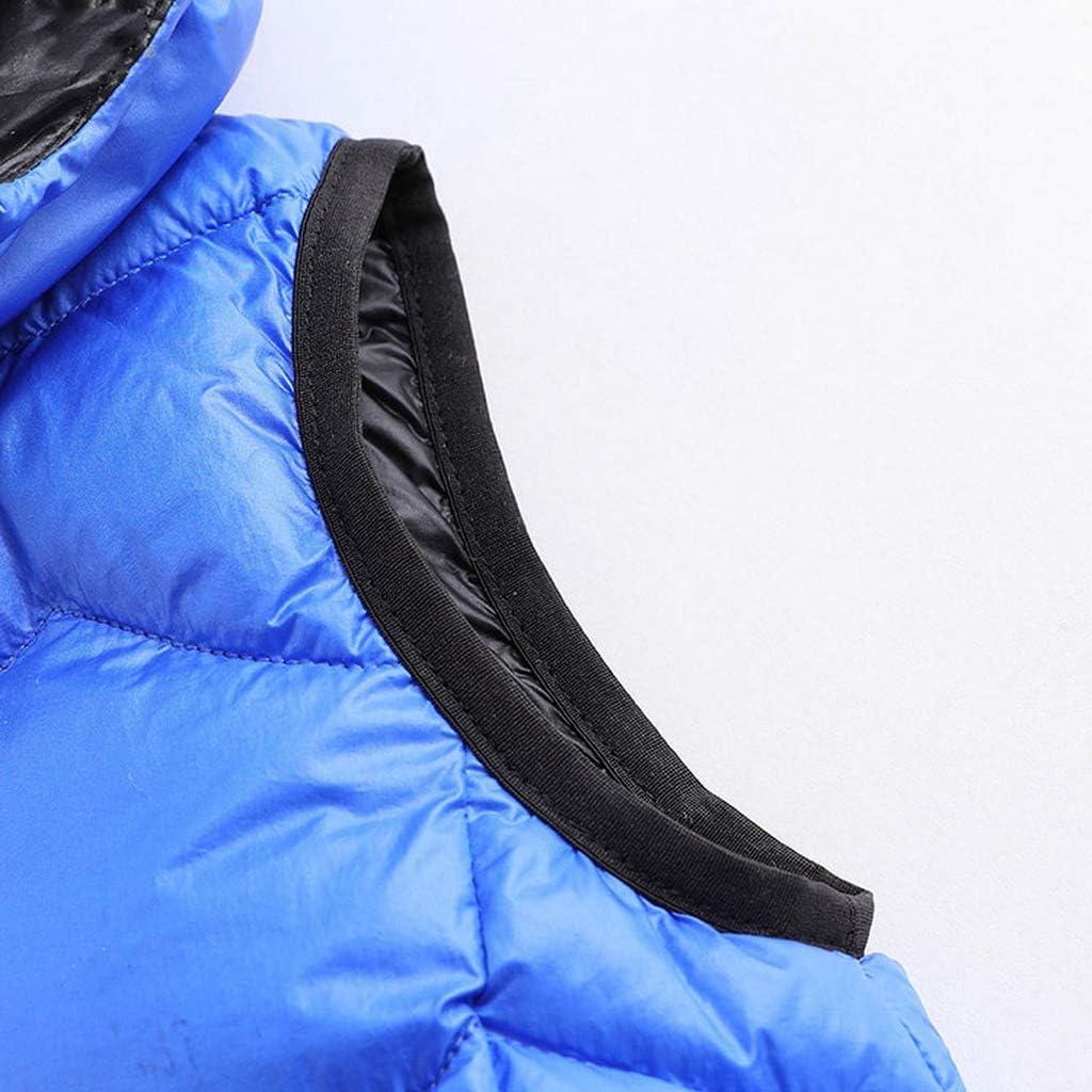 marc janie Little Boys Winter Hooded Ultra Light Weight Down Vest