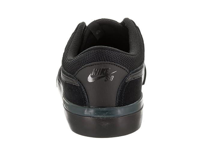 53b92d2a3b5 Nike Men s SB Koston Hypervulc Black Metallic Black Skate Shoe 8 Men US   Amazon.co.uk  Sports   Outdoors