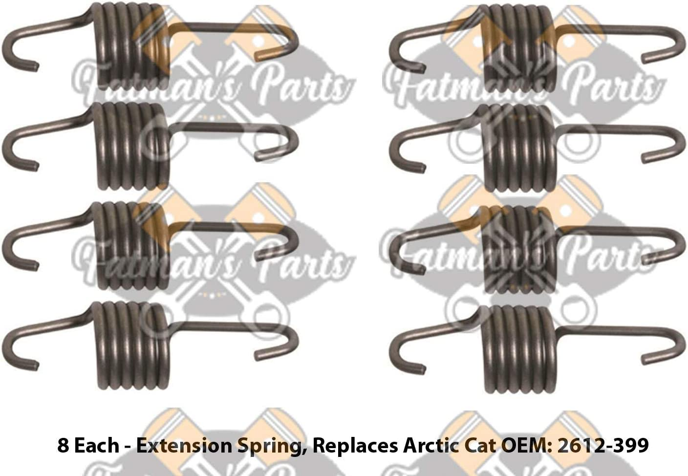 Yamaha Venture 500 Header to Pipe Exhaust Spring 1997 1998 1999 2000 2001
