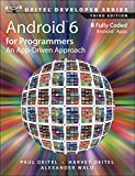 Android 6 for Programmers 3rd Edition
