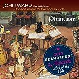 John Ward: Consort music for five & six viols