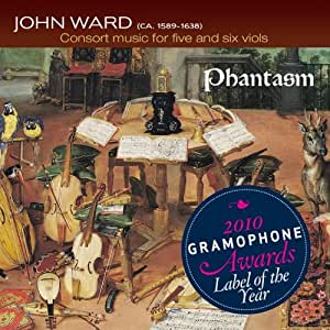 John Ward - Consort Music for Five and Six Viols