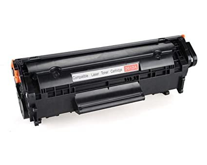 TiAN - Cartucho de tóner compatible lh-q2612 a para HP LaserJet ...