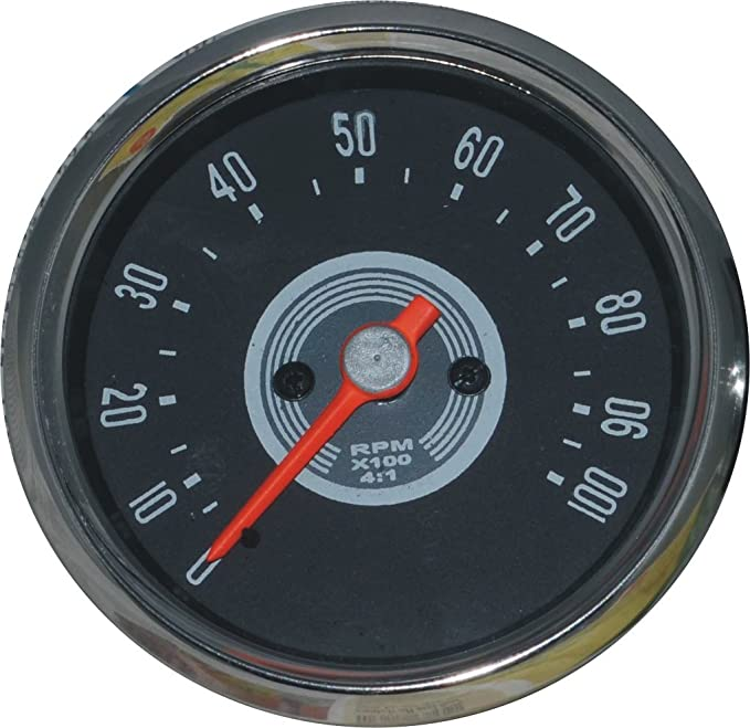 RS Vintage Parts RSV-B018XN1JN2-01342 Motorcycle Parts A282 Smith Replica Speedometer Tachometer Or Rpm Pair 150 Mph Grey Bsa Norton Triumph by RS Vintage Parts