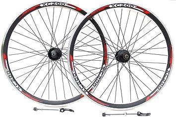 TKM / QUANDO / REDNECK - Ruedas de bicicleta de montaña y freno V ...
