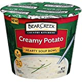 Bear Creek Country Kitchens Soup Bowl, Creamy Potato, 1.9 Ounce (Pack of 6)