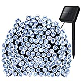 Lychee® 22m 72ft 200 LED Solar Christmas Light String Solar Fairy String Lights