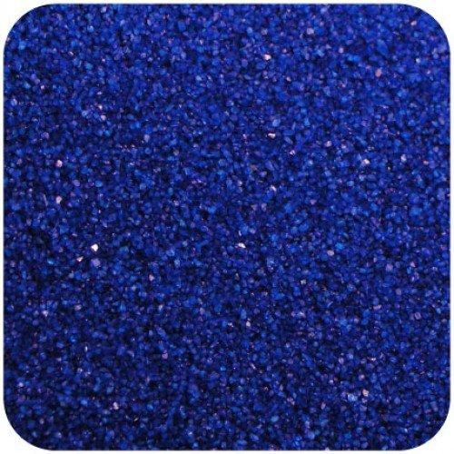 Sandtastik FL0225 Floral Colored Sand 2 lbs. Bag - Baja Blue ()