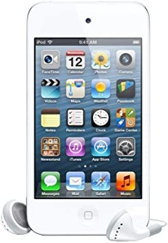 Amazon.com: GDBEST White for Apple iPod Touch 8GB (4th Generation ...