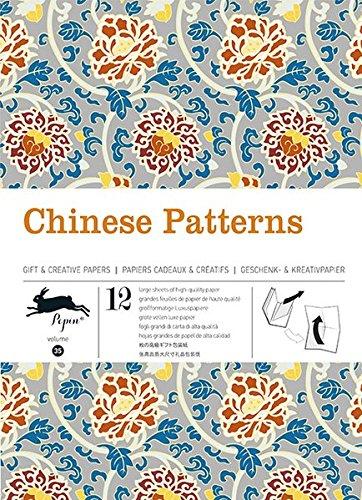 Chinese Patterns: gift and creative paper book Vol.35 (Gift & Creative Papers) (Plurilingue) Tapa blanda – 7 jun 2013 Pepin van Roojen Pepin Press B.V. 9460090478 9789460090479