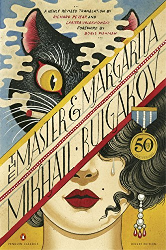 THE MASTER AND MARGARITA: 50th-Anniversary Edition (Penguin Classics Deluxe Edition) ()