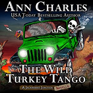 The Wild Turkey Tango Audiobook