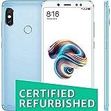 (CERTIFIED REFURBISHED) Redmi Note 5 Pro (Lack Blue, 64 GB)(4 GB RAM)