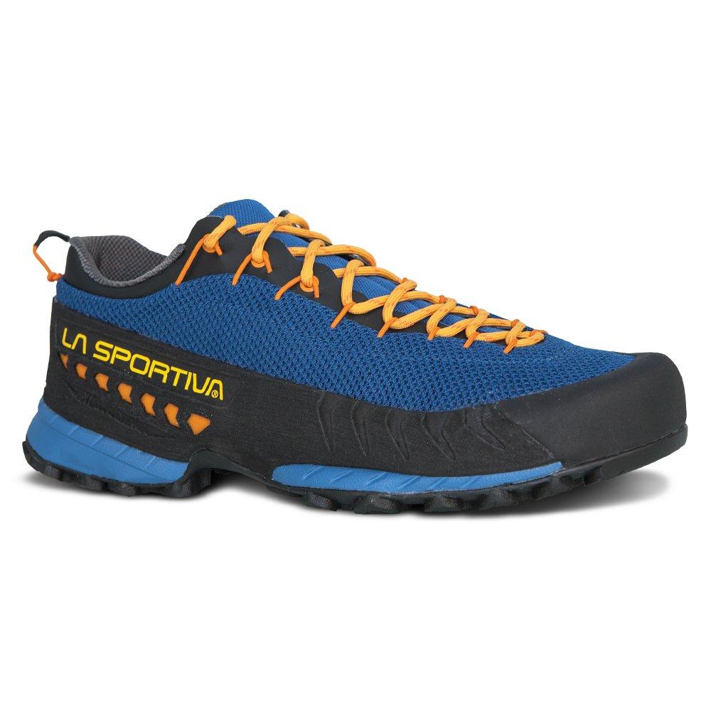 La Sportiva メンズ La Sportiva B01015U15C 46.5|Blue / Papaya Blue / Papaya 46.5