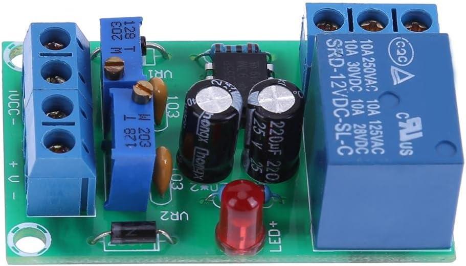 Broadroot Module relais de protection du module de charge du chargeur automatique 12 V