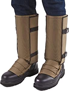 Crackshot Men's Snake Bite Proof Guardz Gaiters