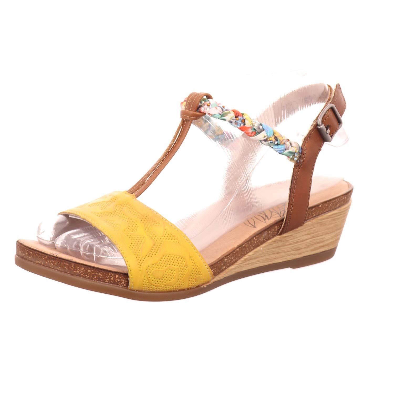 D'été chaussures Remonte Compensées Sandales R4458 confortable Femme E29YDIWH