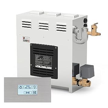 Sawo Generatore Di Vapore Sauna Multi Tensione Plus Series 4 5 Kw
