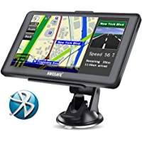 AWESAFE GPS para Coche de 7 Pulgadas Pantalla