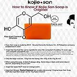 4 Bars Kojie San Kojic Acid Soap Soap 65 grams