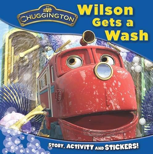 Read Online Chuggington Mini Paperback: Wilson Gets a Wash pdf