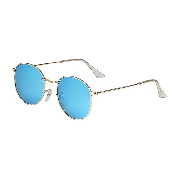 Aroncent Gafas de Sol Polarizadas Clásicas Sunglasses Hombre ...