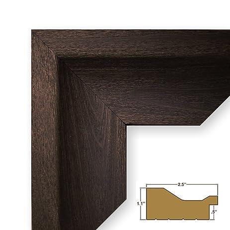 Amazon.com - 24x28 Poster Frame, Wood Grain Finish, 2.5\