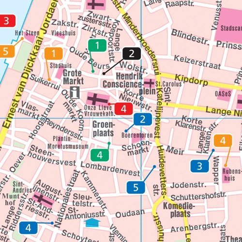 how to get to brugge from antwerp