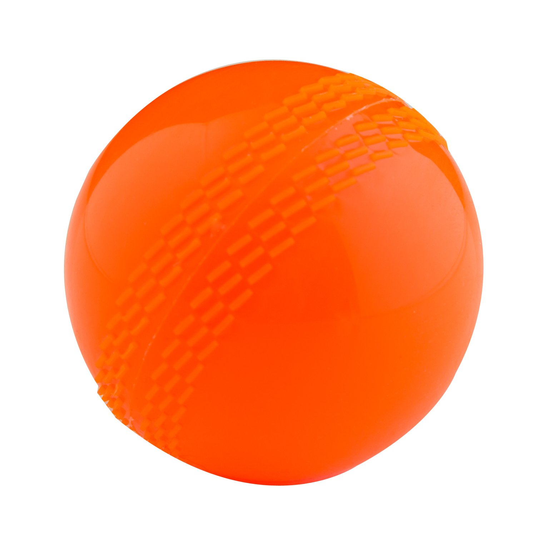 Ranson C10062 - Pelota de críquet, color naranja, talla 125 g