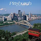 Pittsburgh 2019 12 x 12 Inch Monthly Square Wall Calendar, USA United States of America Pennsylvania Northeast City (Multilingual Edition)