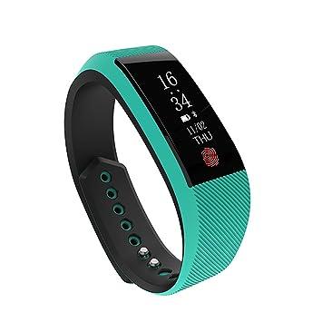 TYWZF Pulsera Actividad Smart Watch IP68 Monitor De Frecuencia Cardíaca A Prueba De Agua Pulse Sleep