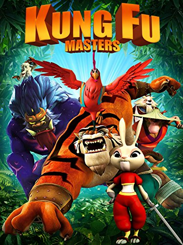 Kung Fu Masters (Kung Fu Panda Legends Of Awesomeness 3)