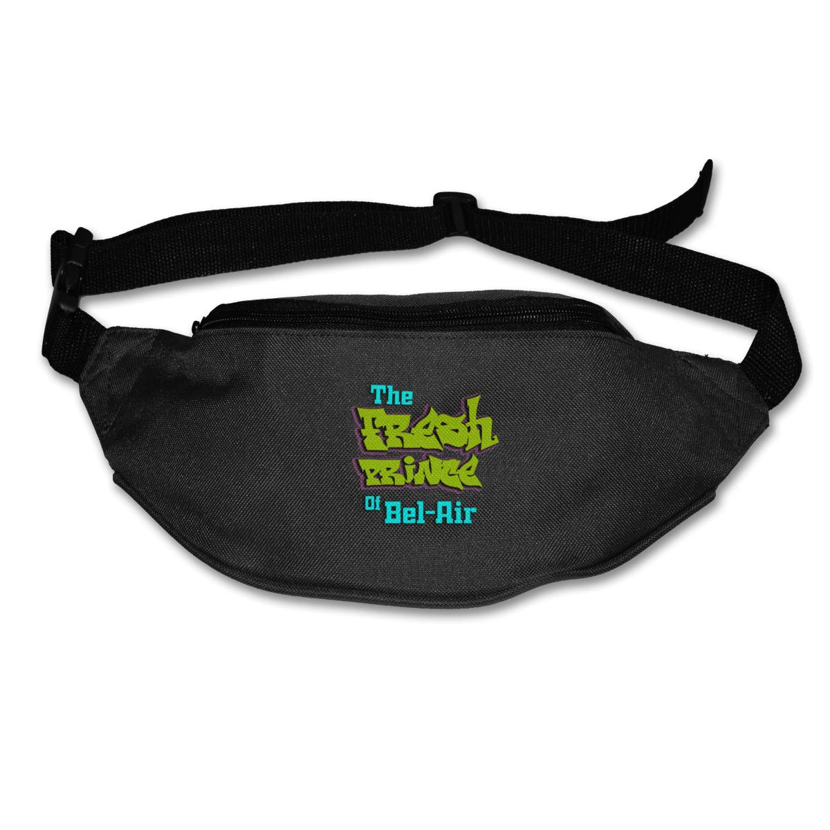 The Fresh Prince Of Bel-Air Sport Waist Pack Fanny Pack Adjustable For Run