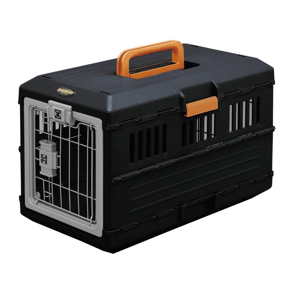 Black S Black S Iris Pet Transport Box, Black, 12 kg