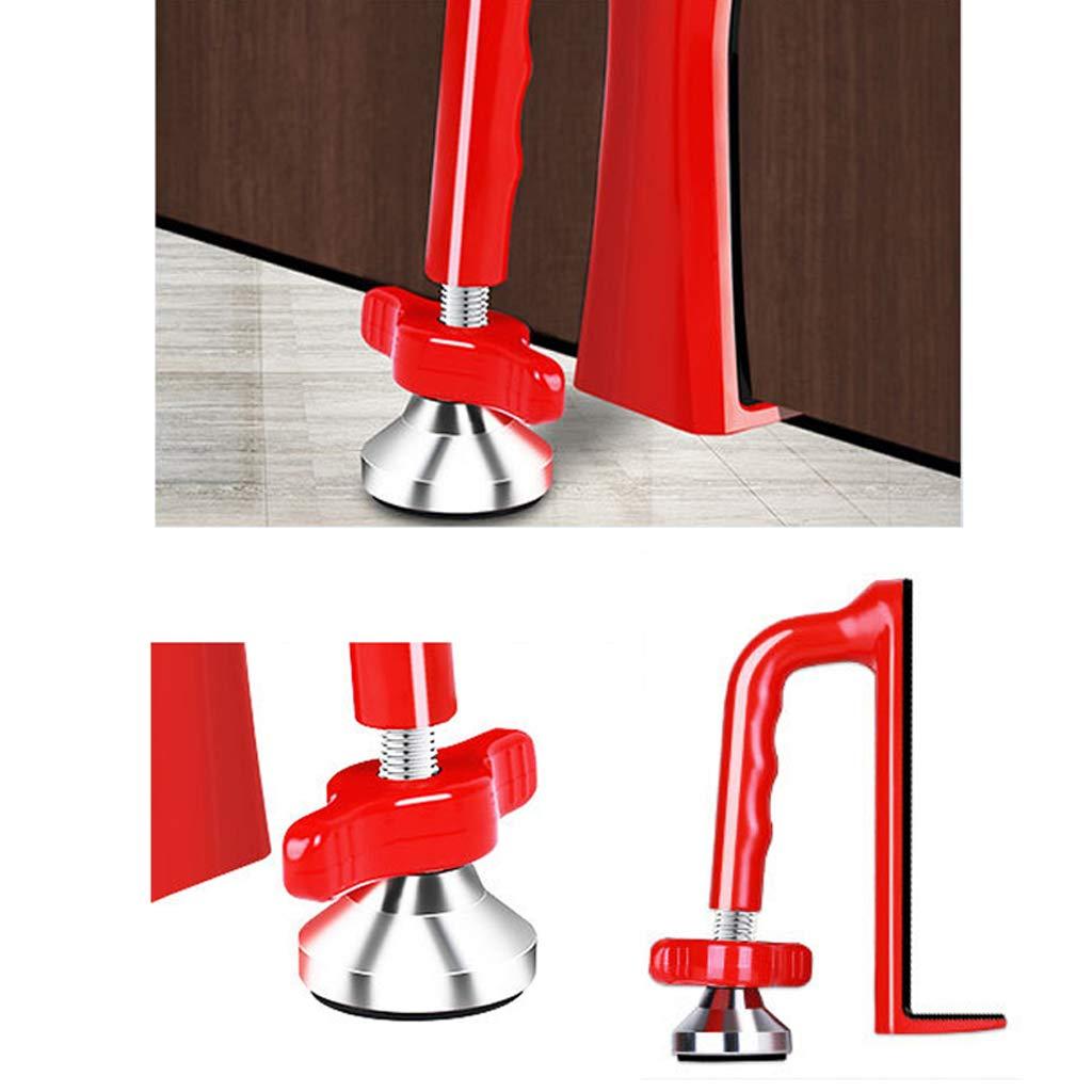 WuLi77 seguro para puerta Jammer port/átil hogar tope de puerta con bolsa de tela para ni/ña hotel protecci/ón personal seguridad exterior