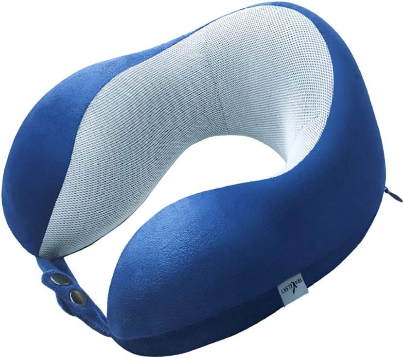 Camping and Travel Pillow with Bamboo