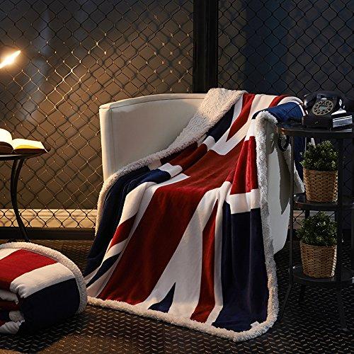 british flag couch - 2
