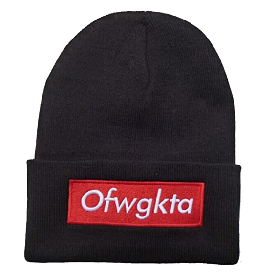 Amazon.com  Soyagift Ofwgkta Winter Knit Beanie Hat Sg165  Clothing 3dafa8304ce