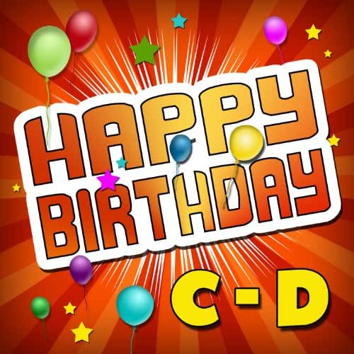 Happy Birthday C-D