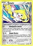 Pokemon - Jirachi (42/108) - XY Roaring Skies