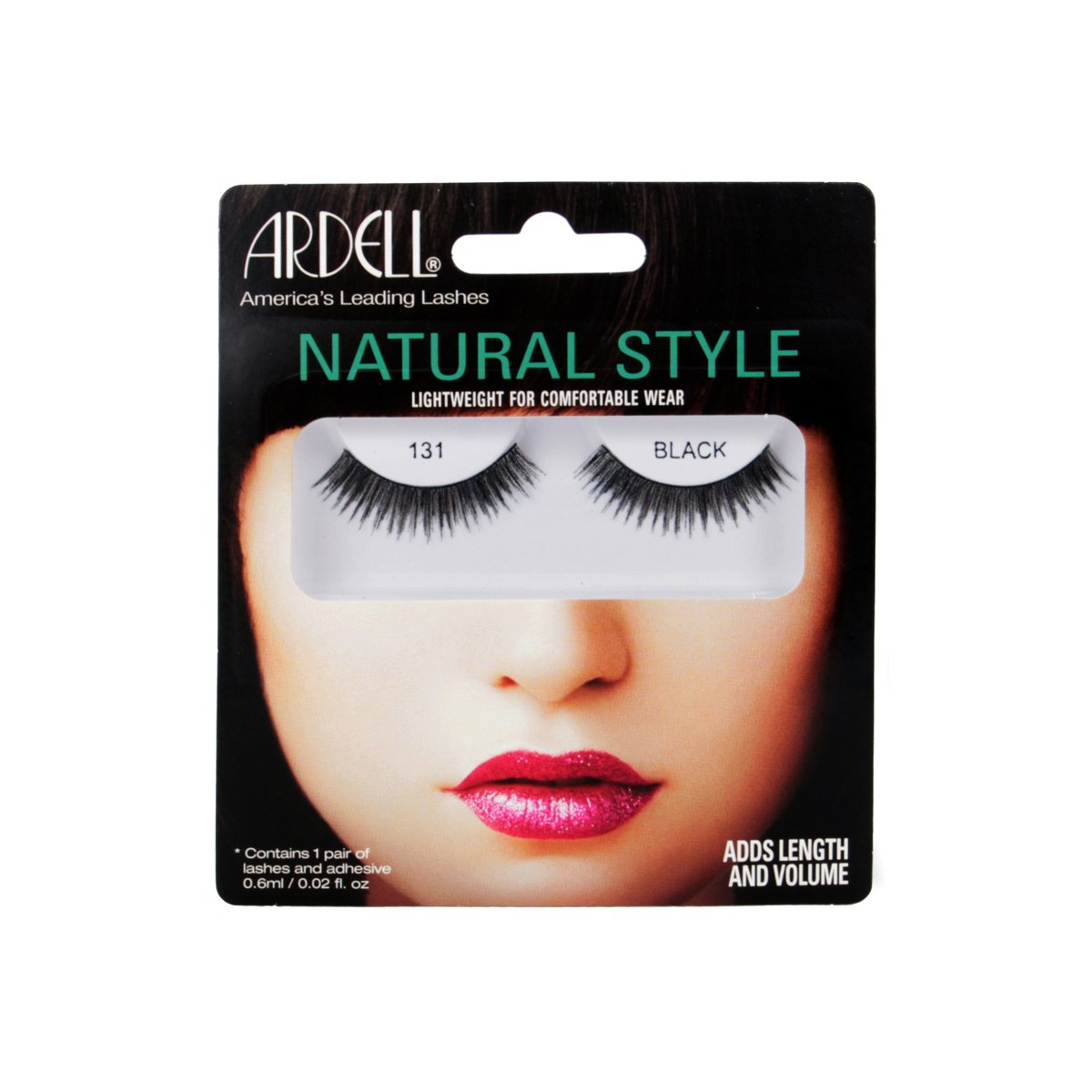 Ardell, Ciglia finte, effetto naturale, N. 110 Ardell Italy AII68123B