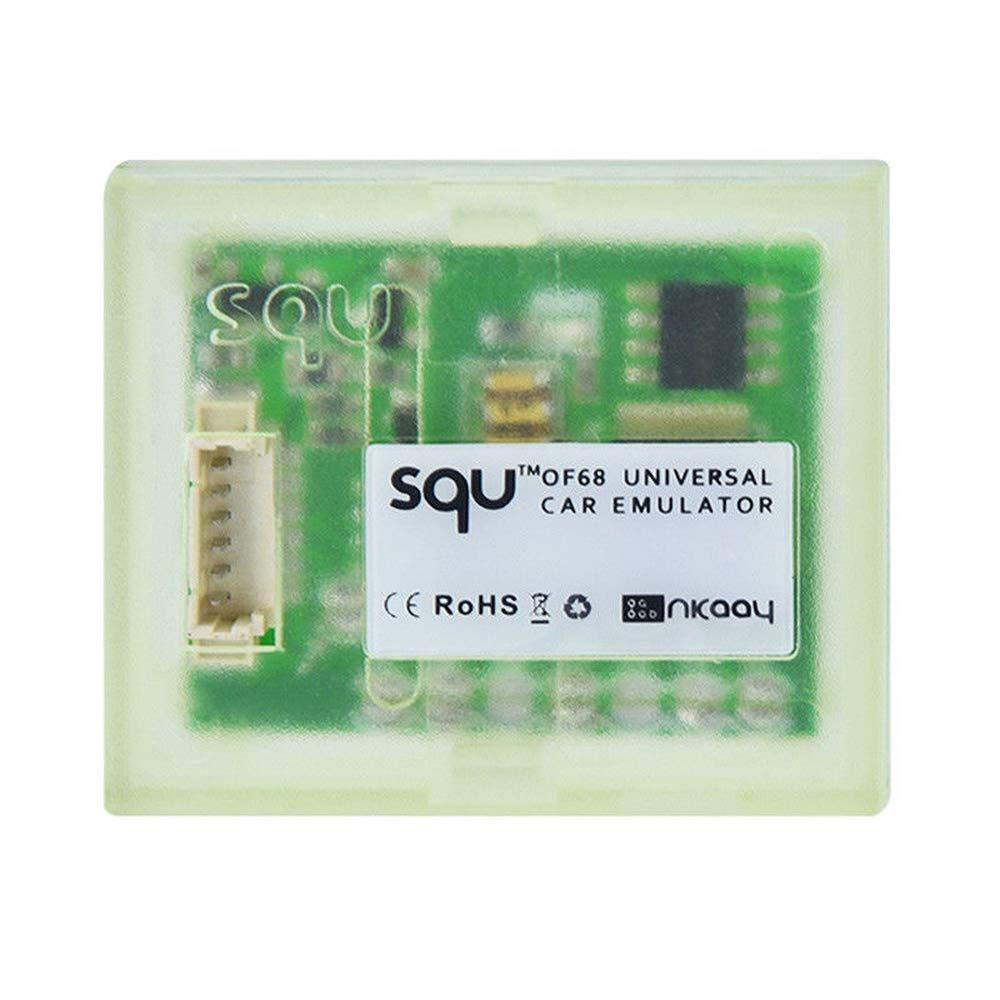 emulador universal SQU OF68 para coche para Immo Tacho HERCHR Programa de sensor de ocupaci/ón verde