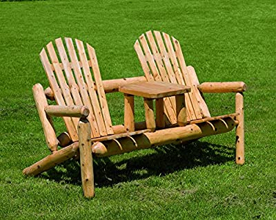 White Cedar Outdoor Settee *6 stain options*